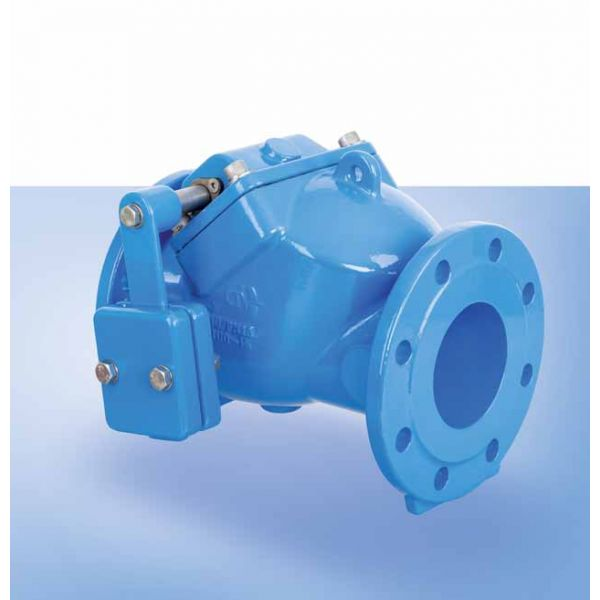 DN 50 - DN 300 Swing Check Valve with Lever & Weight - PN10/16