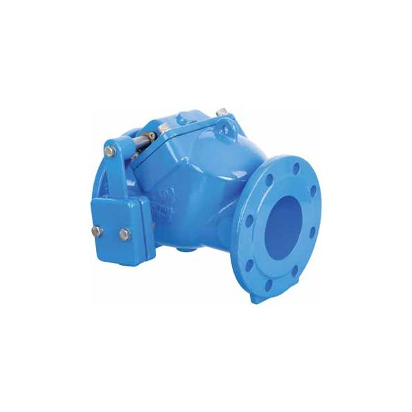 DN 50 - DN 300 Swing Check Valve with Lever & Weight (PN 10/16)